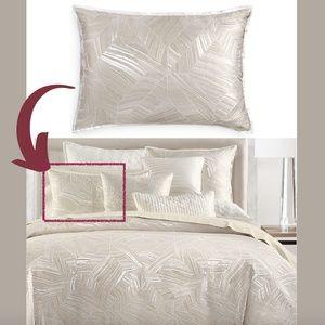 NEW Hotel Collection Alabastar Standard Pillowsham